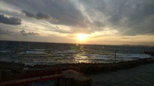 房総半島、千葉の海