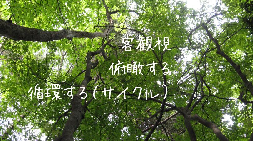 グリーン(俯瞰する、循環する)