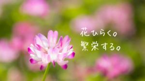 数秘6(花ひらく)天秤座