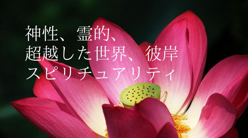 マゼンタ~スピリチュアリィティ~数秘9