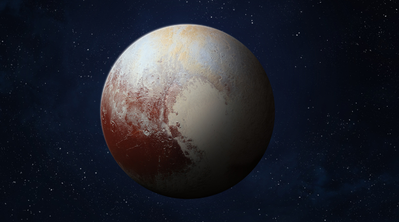 冥王星の星座 世代 トランスサタニアン